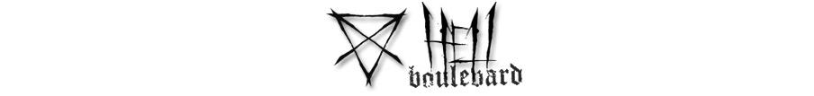 HELL BOULEVARD Official Website Head
